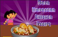 Dora Moroccan Chicken