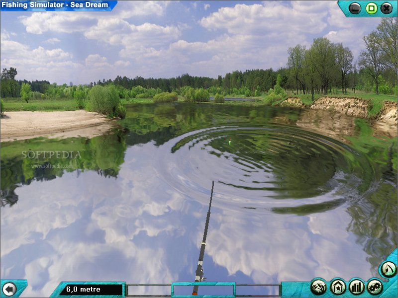 Super Fishing Simulator