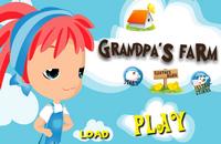 Grandpa big farm