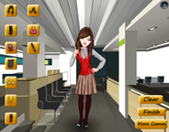 Help Desk Girl Dressup