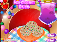 Icecream Deco