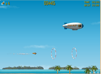 Stunt Airplane 3