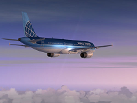 Flash Flight Simulator